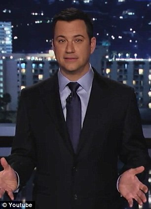 Jimmy Kimmel Thin after weight loss