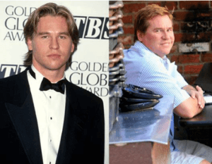Val Kilmer Hot and Fat and Not