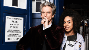 "Mackie will play Bill. She will star with Capaldi beginning in the 10th season of the sci-fi series which will air in 2017, preceded by the annual Christmas special this year.  The role marks Pearl's first major television role. ""I'm incredibly excited to be joining the Doctor Who family,"" Mackie said in a statement. ""It's such an extraordinary British institution, I couldn't be prouder to call the TARDIS my home!"" She added that, based on the script she read at the audition, ""I thought Bill was wicked. Fantastically written, cool, strong, sharp, a little bit vulnerable with a bit of geekiness thrown in – I can't wait to bring her to life, and to see how she develops through the series."""