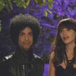 Prince and Zooey Deschanel Singing Together on New Girl Video