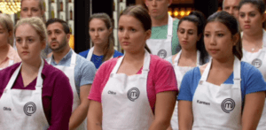 Karmen, Chole, Olivia Bottom Three Episode 11 MasterChef Au