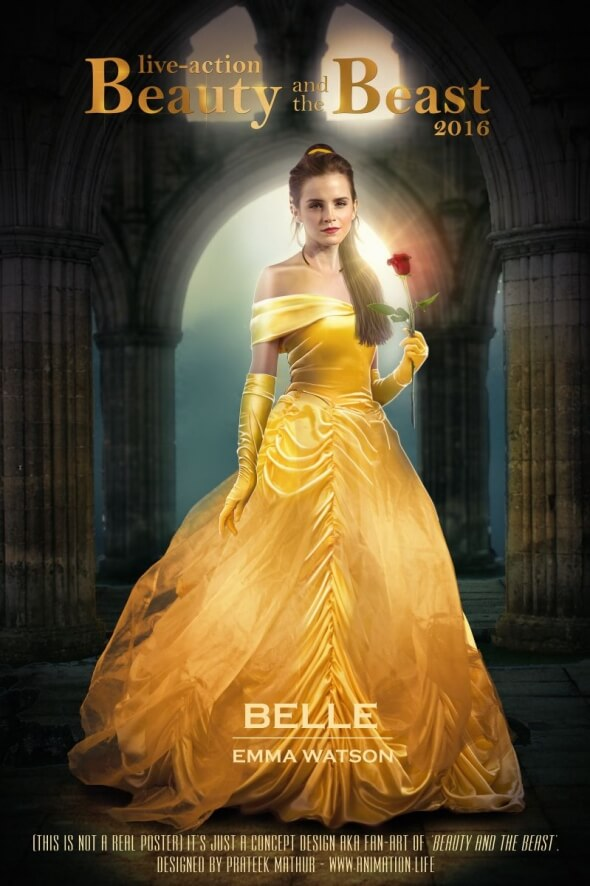 beauty-and-the-beast live action movie