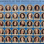 Who are the Presidents of the United States in order